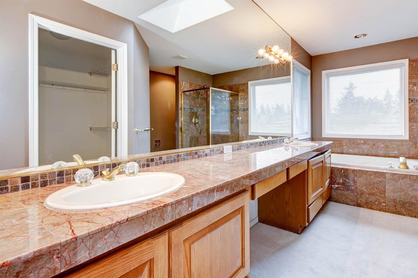 The Most Popular Bathroom Countertops Trends Bayareabath Com