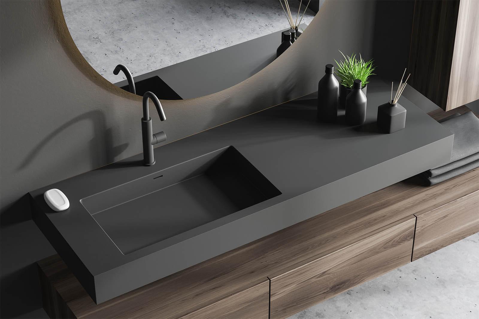 5 Alternative Bathroom Countertop Ideas Bayareabath Com